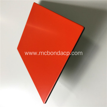 PVDF Metal Composite Panel Acm